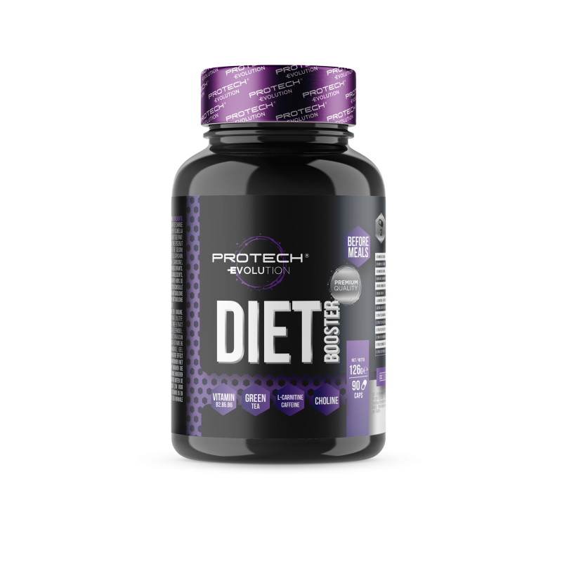 Diet Booster New - 90 C. (NUT PL 620/31)