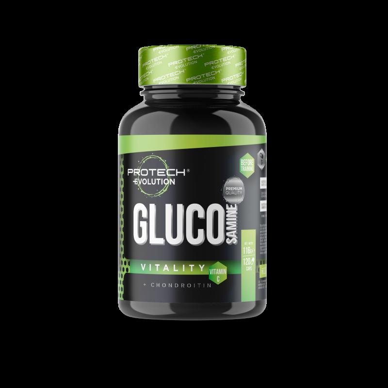 Glucosamine&Chondroitine 120 capsules