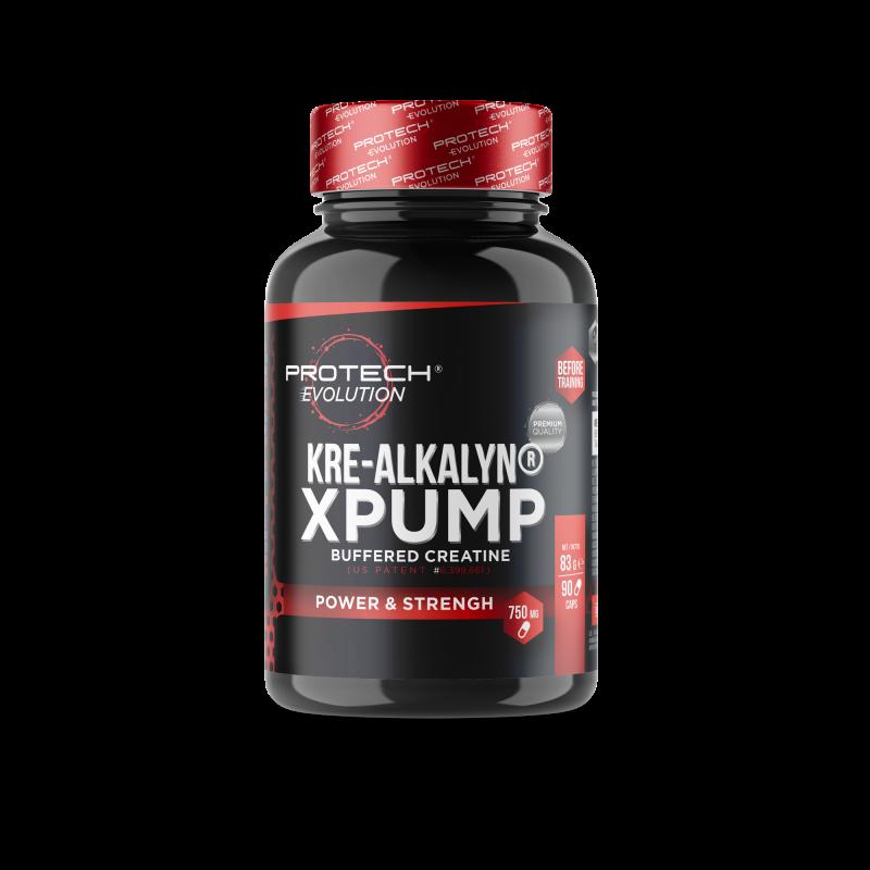 Kre-Alkalyn X Pump 90 capsules