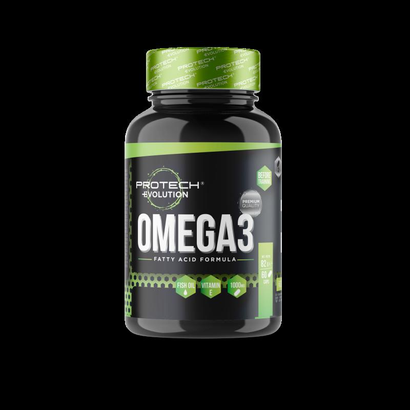 Omega 3 - 1000mg. 60 capsules