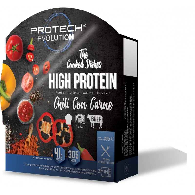 FOOD PROTEIN CHILE CON CARNE 1X300G
